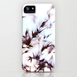 Dream of nature iPhone Case