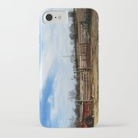 farm iPhone & iPod Cases featuring Farm by 100 Watt Photography