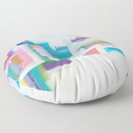 POW WOW Floor Pillow