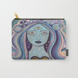Age of Aquarius Carry-All Pouch