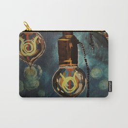 Vintage Glow Carry-All Pouch