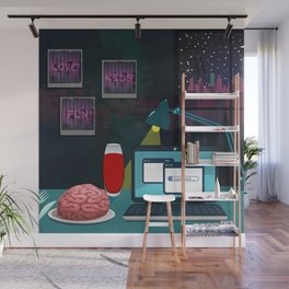 superfood Wall Mural