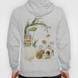 Beautiful Fairytale in Colourful Autumn Forest Hoody