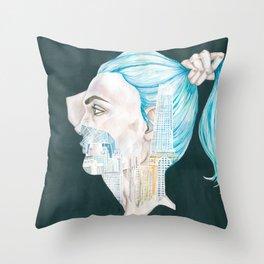 Beijinger vol/1 Throw Pillow