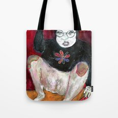 Allumette Tote Bag