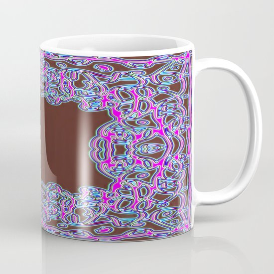 In The Pink Colorfoil Bandanna Mug