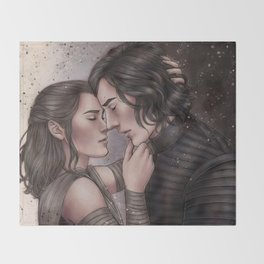 Reylo - Force Bonded Throw Blanket