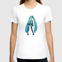 vocaloid T-shirts featuring Miku by Sally Taylor