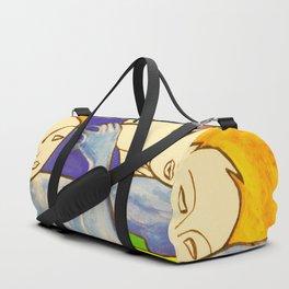Embraceable You #society6 #decor #buyart Duffle Bag
