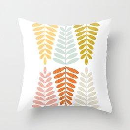 Nature, naturally. Throw Pillow