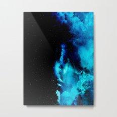 Liquid Infinity Metal Print