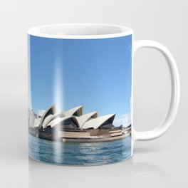 Opera of a Skyline Coffee Mug