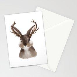 Wild Jackalope Stationery Cards