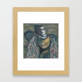 Invisible 2 by Lu Framed Art Print