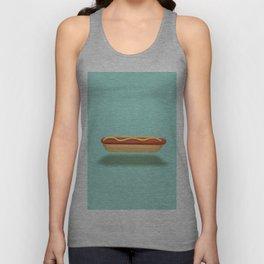 Hotdog Unisex Tank Top