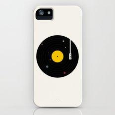 Music, Everywhere iPhone SE Slim Case