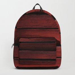 Still Red Backpack