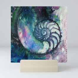 Nature Music No.1D by Kathy Morton Stanion Mini Art Print
