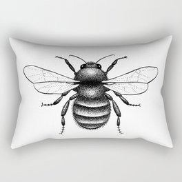 Bee Rectangular Pillow