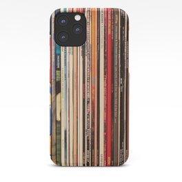 Alt Country Rock Records iPhone Case