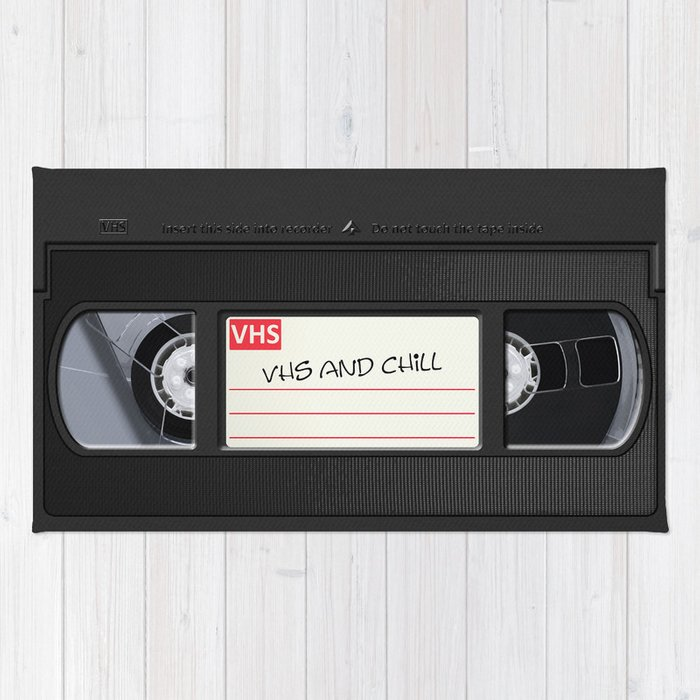 VHS and Chill Rug