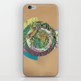 Topography iPhone Skin