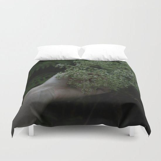 Closure Duvet Cover