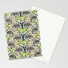 Rhino Jungle Stationery Cards