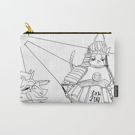 Samurai Pippin Carry-All Pouch