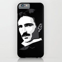 Nikola Tesla iPhone Case