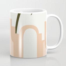 Mid Century Landscape 20001 Coffee Mug