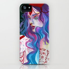 Other world iPhone Case