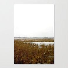 The Salt Marsh Canvas Print
