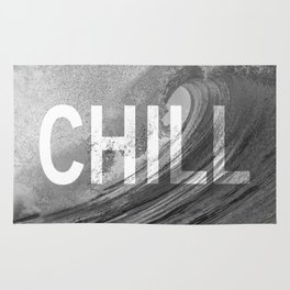 Chill Waves Rug