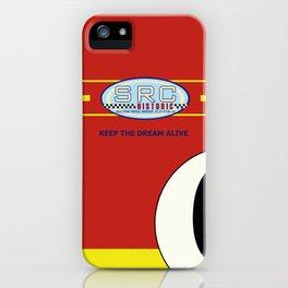 SRC Preparations T70 Mk3 No.6 Carter iPhone Case