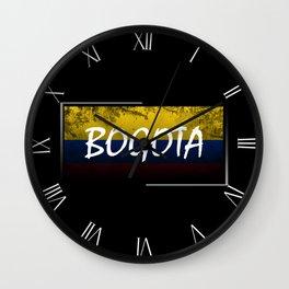 Bogota Wall Clock