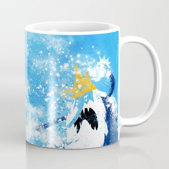 Battle Time!! Mug