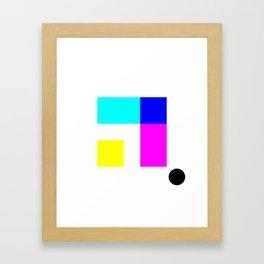Golden Ratio is quite sexy Framed Art Print