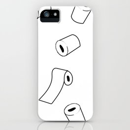 Letś vipe it away iPhone Case