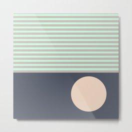 Abstract Tourmaline 4 Metal Print