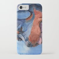 rottweiler iPhone & iPod Cases featuring Rottweiler by Doggyshop