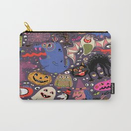 Yay for Halloween! Carry-All Pouch