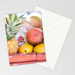 34. Havana Club and Fruits, Cuba Stationery Cards