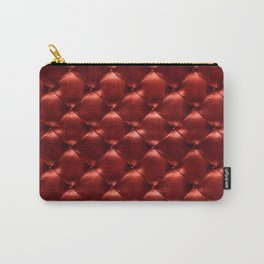 Opulent Tufted 5 Carry-All Pouch
