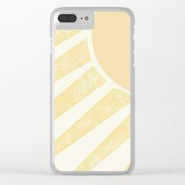 Vitamin D Clear iPhone Case