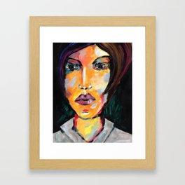 Bien évidemment Framed Art Print