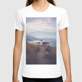 Path to Cannon Beach T-shirt