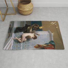 Jean-Leon Gerôme - Moorish Bath Rug