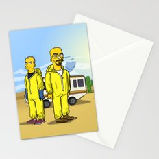 Breaking Bad cast Stationery Cards
