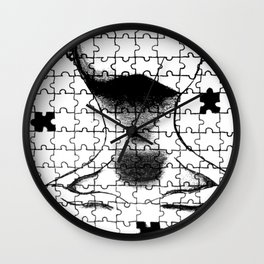 Psyche Wall Clock